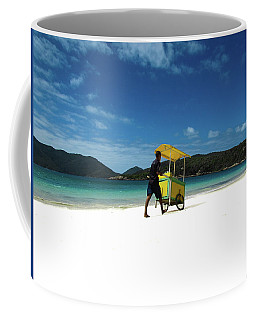 Selling Corn Coffee Mug by Cesar Vieira