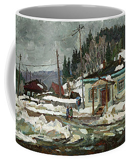Selpo Coffee Mug