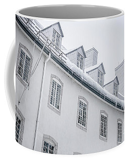 Seminary Of Quebec City In Old Town Coffee Mug