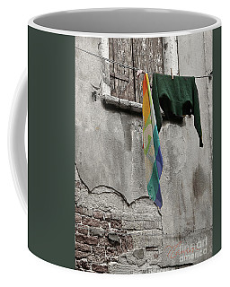 Semplicita - Venice Coffee Mug by Tom Cameron