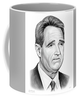 Sen Jeff Flake Coffee Mug