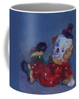 Send In The Clowns Coffee Mug by Quin Sweetman