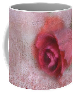Coffee Mug featuring the photograph Send With Love 2 by Diane Alexander