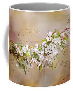 Sending Spring Coffee Mug