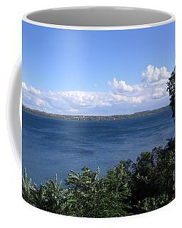 Seneca Lake Finger Lakes New York Coffee Mug