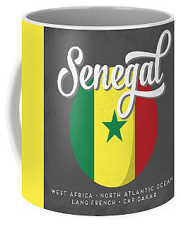Senegal Defined Coffee Mug
