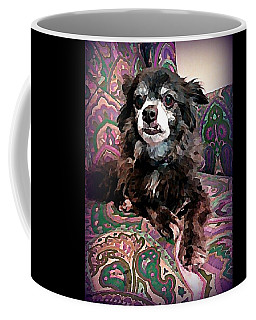 Senior Chi Coffee Mug