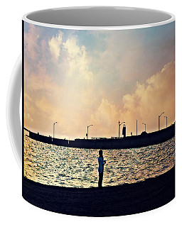 Coffee Mug featuring the photograph Sensational Sights by Cyryn Fyrcyd