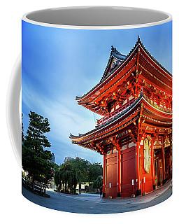 Sensoji Temple Coffee Mug