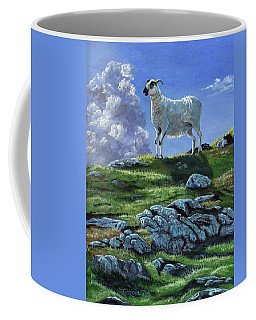 Sentinal Of The Highlands Coffee Mug