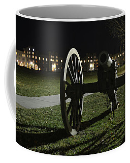Sentinel At The Gate Coffee Mug