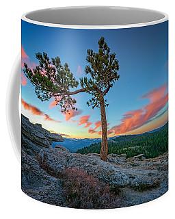 Sentinel Dawn Coffee Mug