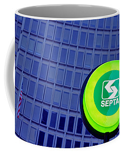 Septa Sign Coffee Mug