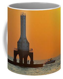 September Catch I Coffee Mug