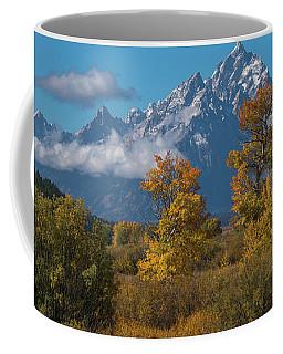 September Colors In Grand Teton National Park Coffee Mug