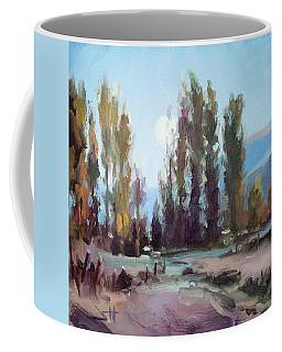 September Moon Coffee Mug