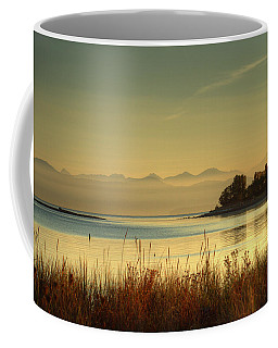 September Morn Coffee Mug by Randy Hall