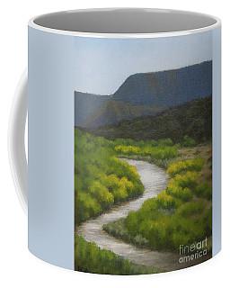 September On The Rio Chama Coffee Mug