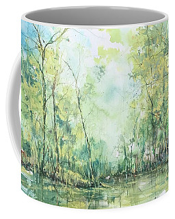 September Silence Coffee Mug