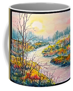 September Sunrise Coffee Mug
