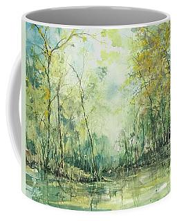 September's Silence  Coffee Mug
