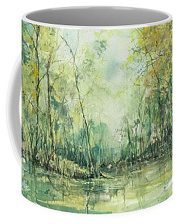 September's Silence  Coffee Mug