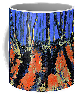 September's Symphony Coffee Mug by Donna Blackhall