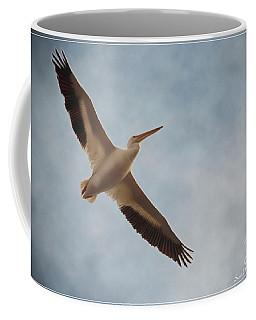 Sepulveda Crane 2 Coffee Mug