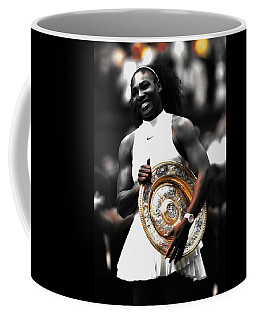 Serena Big Prize Coffee Mug