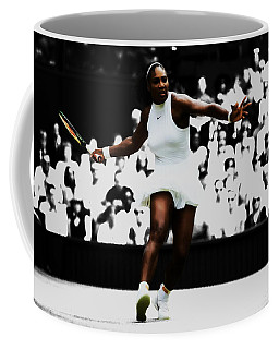Serena Williams 14p Coffee Mug
