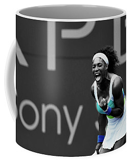 Serena Williams Ace 2a Coffee Mug