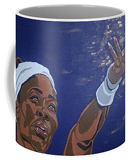 Serena Williams Coffee Mug