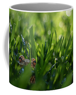 Coffee Mug featuring the photograph Serendipity by Laura Fasulo