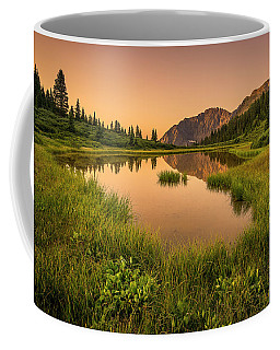 Serene Lake Coffee Mug