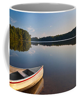 Serene Morning Coffee Mug by Dale Kincaid
