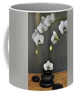 Serene Orchid Coffee Mug