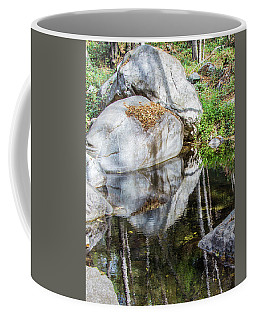 Serene Reflections Coffee Mug by Ed Clark