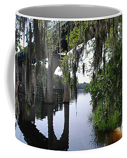 Serene River Coffee Mug by Gordon Mooneyhan