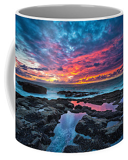 Serene Sunset Coffee Mug