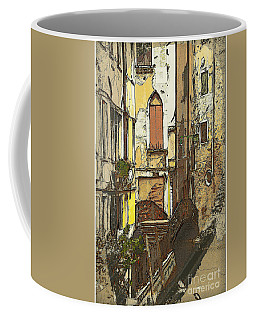 Serene Venice Coffee Mug by Jack Torcello
