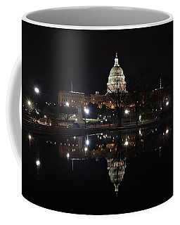 Serenity At Our Capitol ... An Isolated Event Coffee Mug