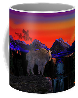 Serenity At Sunrise Coffee Mug