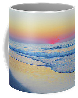 Serenity Beach Sunrise Coffee Mug