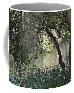 Coffee Mug featuring the photograph Serenity by Carol  Bradley