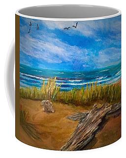 Serenity On A Florida Beach Coffee Mug