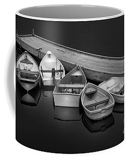The Five Dinghy's  Coffee Mug