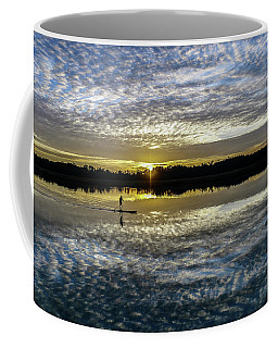 Serenity On A Paddleboard Coffee Mug
