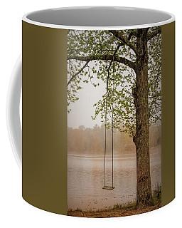 Serenity On The Lake Coffee Mug