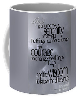 Serenity Prayer 05 Coffee Mug