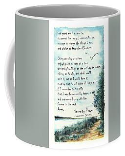 Serenity Prayer The Full Version Coffee Mug